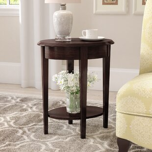 Price comparison Harleigh Chairside End Table by Charlton Home