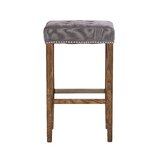 Milburn 30.25 Bar Stool by Charlton Home®