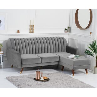Peabody 4 Seater Clic Clac Sofa Bed By George Oliver
