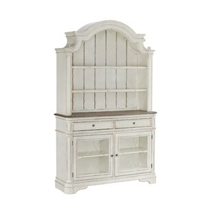 Stevenson Manor China Cabinet by Standard Furniture