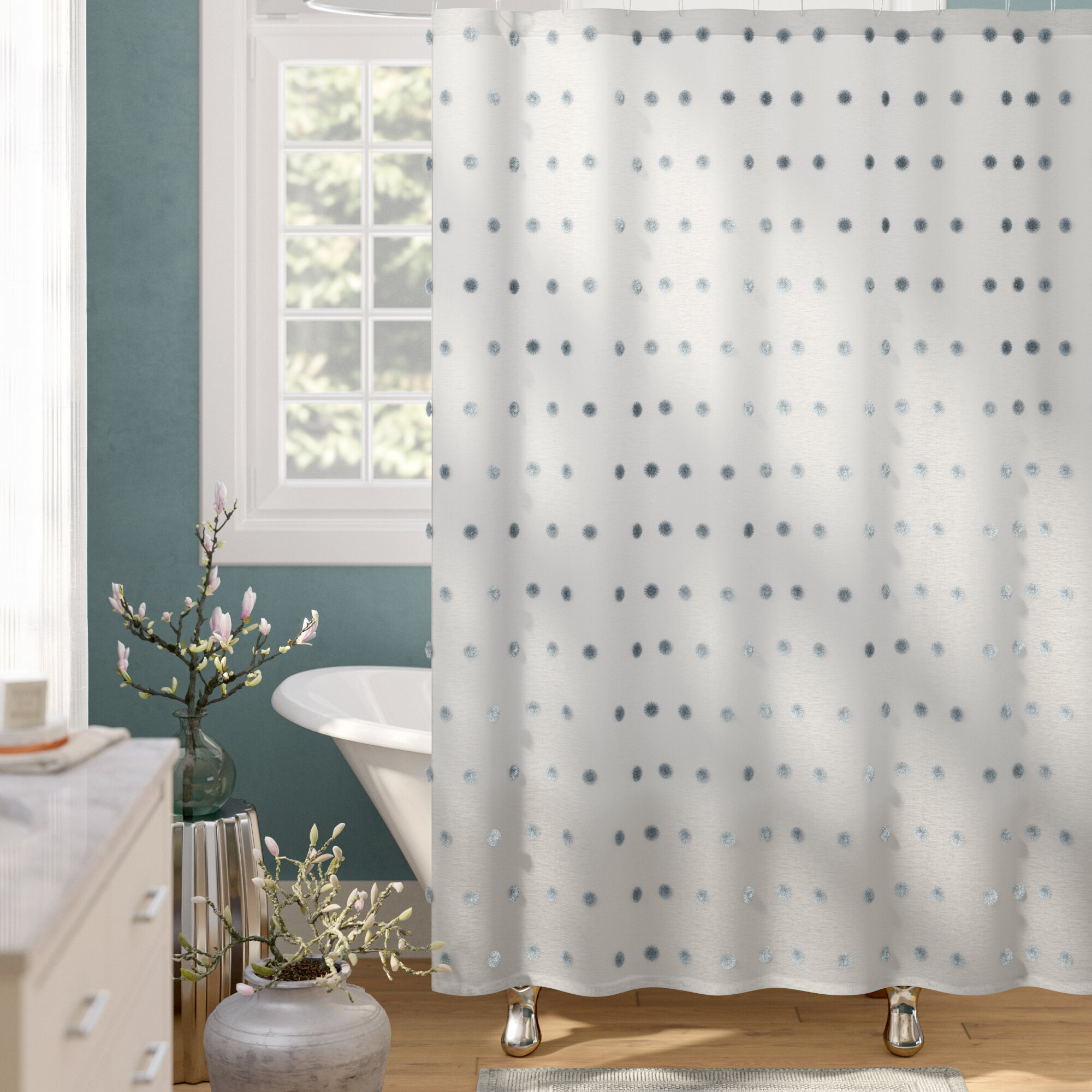 Cooper Single Shower Curtain Reviews