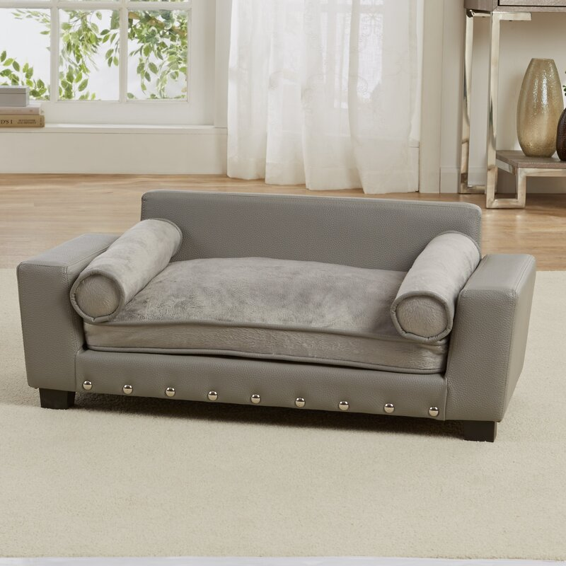 Corrine Dog Sofa With Cushion