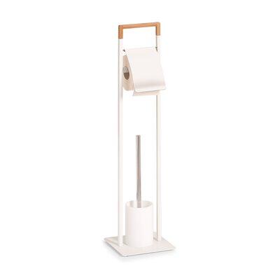 Freistehendes Toilettenbürsten-Set | Bad > Bad-Accessoires > WC-Bürsten | Kunststoff | Zeller Present