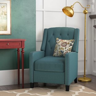 Marguerite Manual Recliner by Andover Mills