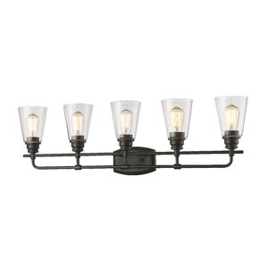 Clayton 5-Light Vanity Light