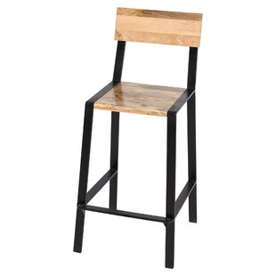 Liev 69cm Bar Stool By Borough Wharf