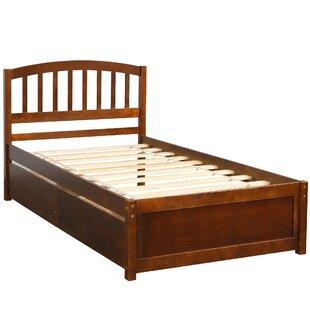 Norcliffe Twin Storage Platform Bed by Red Barrel Studio