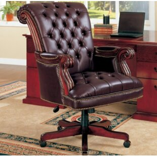 Febe Executive Chair by DarHome Co 2019 Coupon