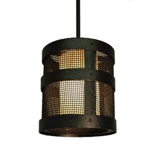Bayview 1-Light Outdoor Pendant by Loon Peak