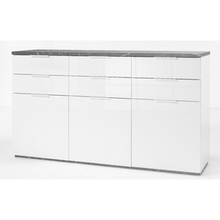 Ame 6 Drawer Combi Chest By Ebern Designs