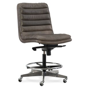 Hooker Furniture Wyatt Home Office High-Back Leather Office Chair