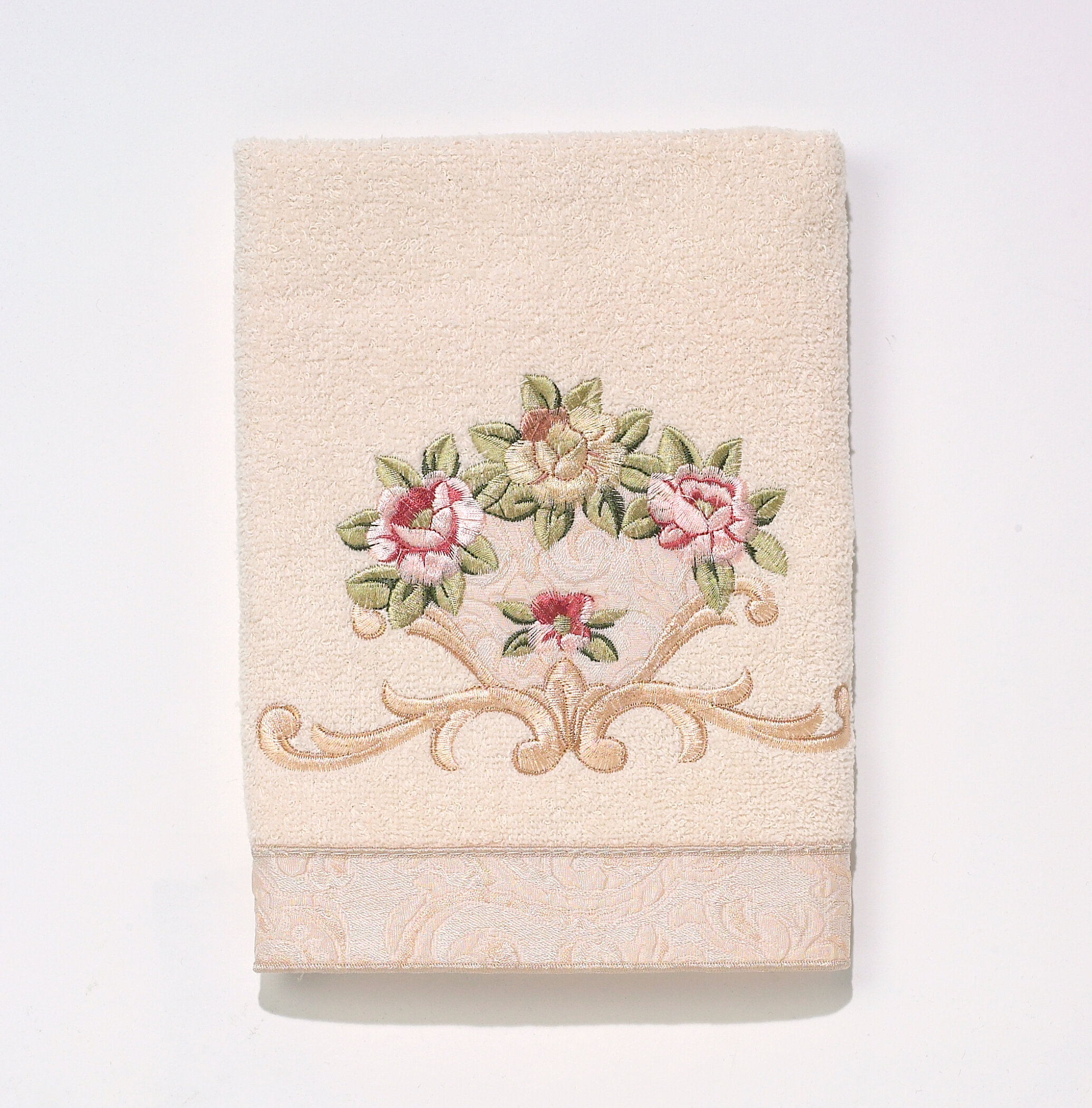 Ophelia Co Jacobs 100 Cotton Hand Towel Reviews Wayfair