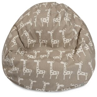 Standard Bean Bag Chair & Lounger By Majestic Home Goods