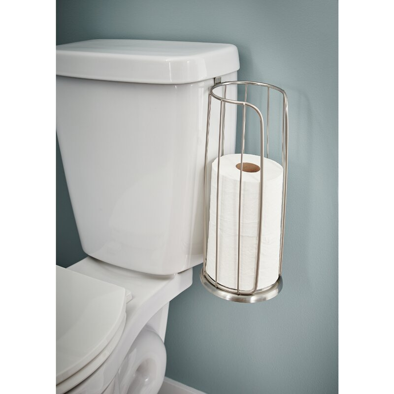 Franklin Brass Over-the-Tank Mount Toilet Paper Holder & Reviews ...