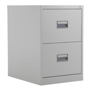 Office 2 Drawer Filing Cabinet By Symple Stuff