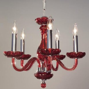 Classic Lighting Monaco 5-Light Chandelier