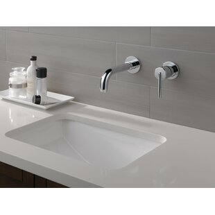 Modern Contemporary Wall Mounted Bathroom Sink Faucets You Ll Love In 2021 Wayfair