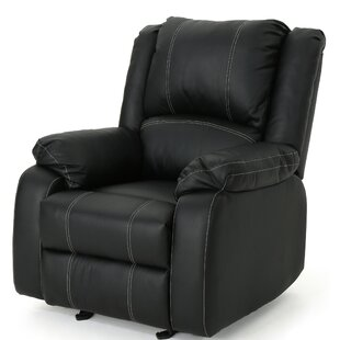 Honea Traditional Manual Glider Recliner Alcott Hill