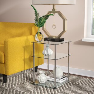 Read Reviews Tiana End Table By Zipcode Design