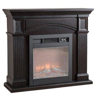 Bradenton Electric Fireplace by Alcott Hill