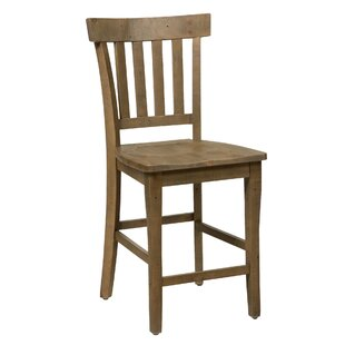 Rheba Bar Stool (Set of 2) Gracie Oaks