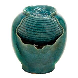 Marko Ceramic Water Fountain