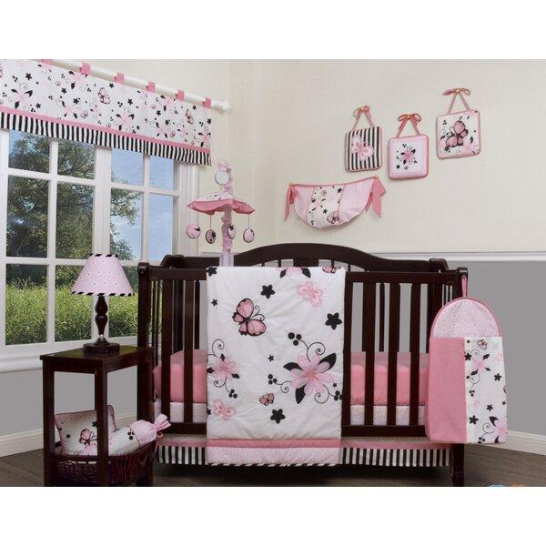 Pink And Gold Crib Bedding Wayfair