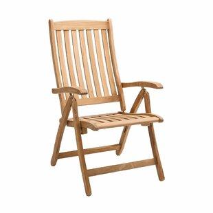 Mcknight Folding Garden Chair By Bay Isle Home