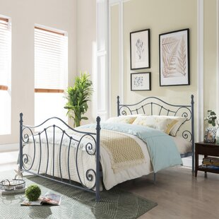 Winston Porter Trombley Queen Panel Bed
