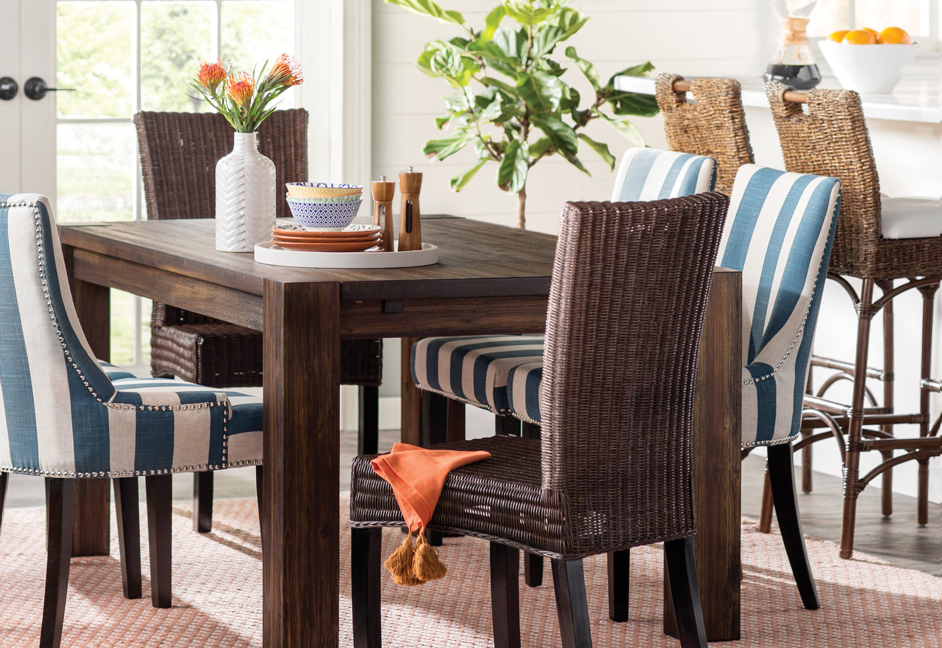 Pleasant Dining Chair Dimensions How To Choose The Right Size Wayfair Andrewgaddart Wooden Chair Designs For Living Room Andrewgaddartcom