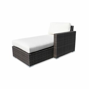 Brayden Studio Ronning Left Arm Chaise Lounge