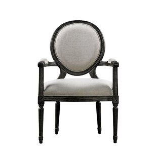 French Vintage Louis Arm Chair by Curatio..