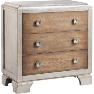 Gurney 3 Drawer Accent Chest