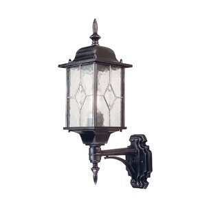 Verrett 1 Light Outdoor Wall Lantern Image
