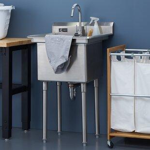 Laundry & Utility Sinks You\'ll Love   Wayfair