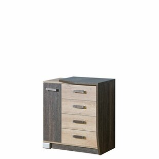 Review Coffelt 4 Drawer Combi Chest