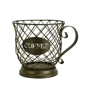 25 Pod Kup Keepers Holder Coffee Cup And Diamond Design For Espresso Storage