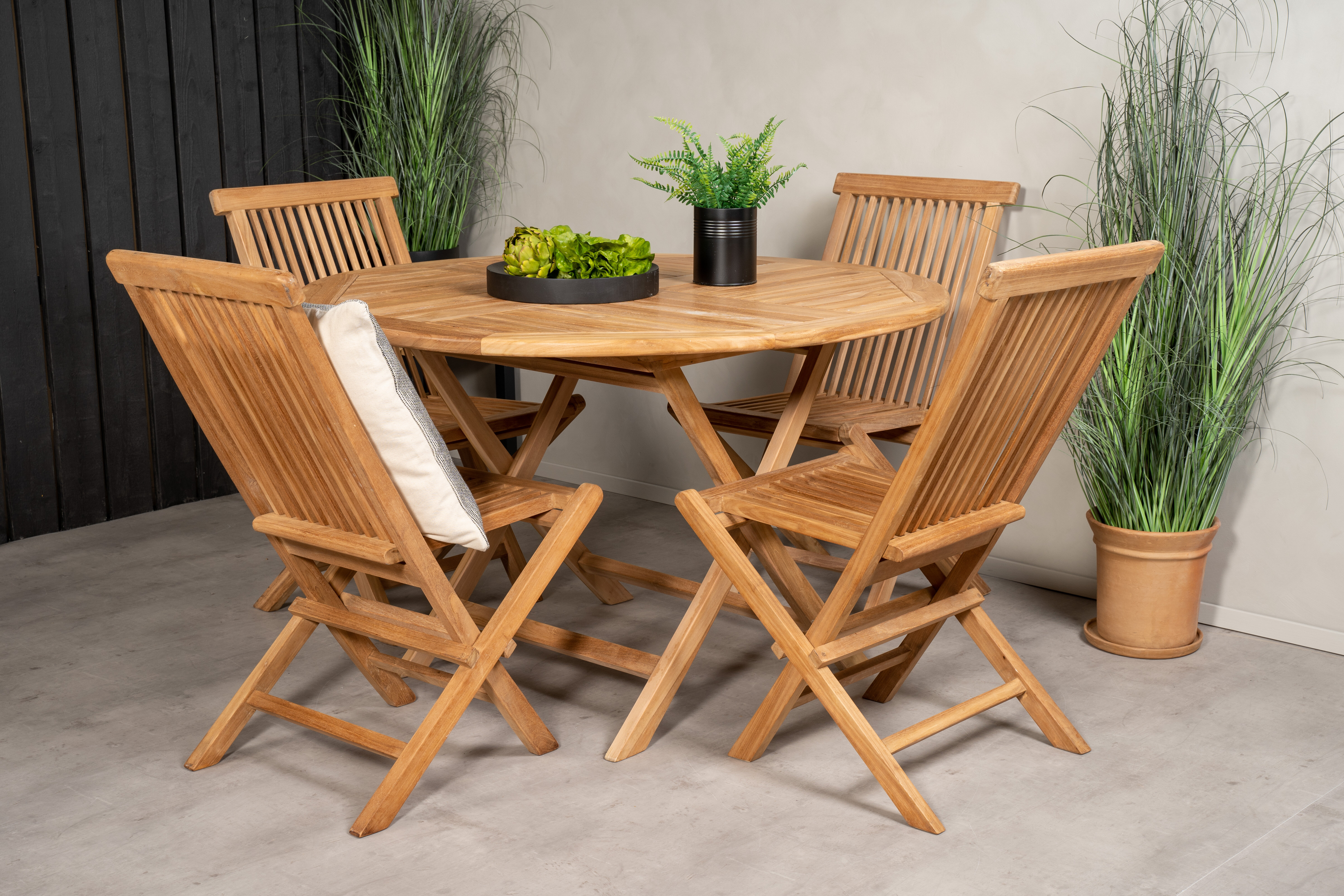 Dakota Fields Baek 4 Seater Dining Set Wayfair Co Uk