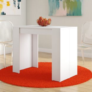 Ashlynn Extendable Dining Table Turn on the Brights