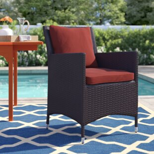 Brentwood Patio Dining Chair with Cushion