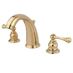 Kingston Brass Widespread Bathroom Faucet