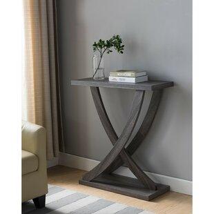 Orren Ellis Marques Wooden Console Table