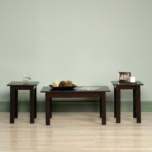 Buying Everett 3 Piece Coffee Table Set by Zipcode Design
