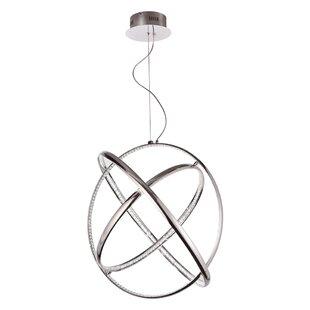 Everly Quinn Etowah 1-Light LED Globe Pen..
