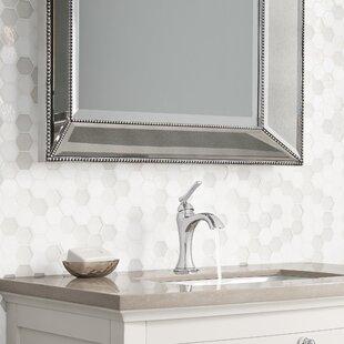Danze® Draper Single Hole Bathroom Faucet with Drain Assembly and Gerber® Treysta Valve Technology