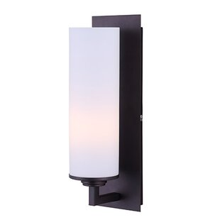 Resaca 1-Light Bath Sconce by Latitude Run
