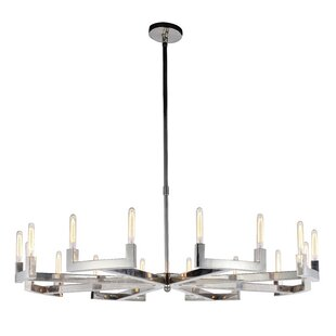 Donnell 16-Light LED Chand..