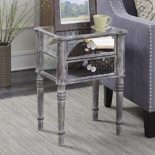 Dafne End Table with Storage