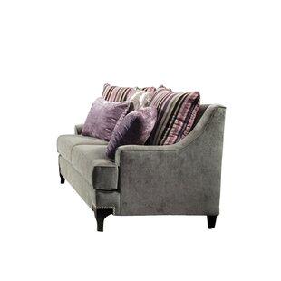 Willa Arlo Interiors Flávio Premium Sofa