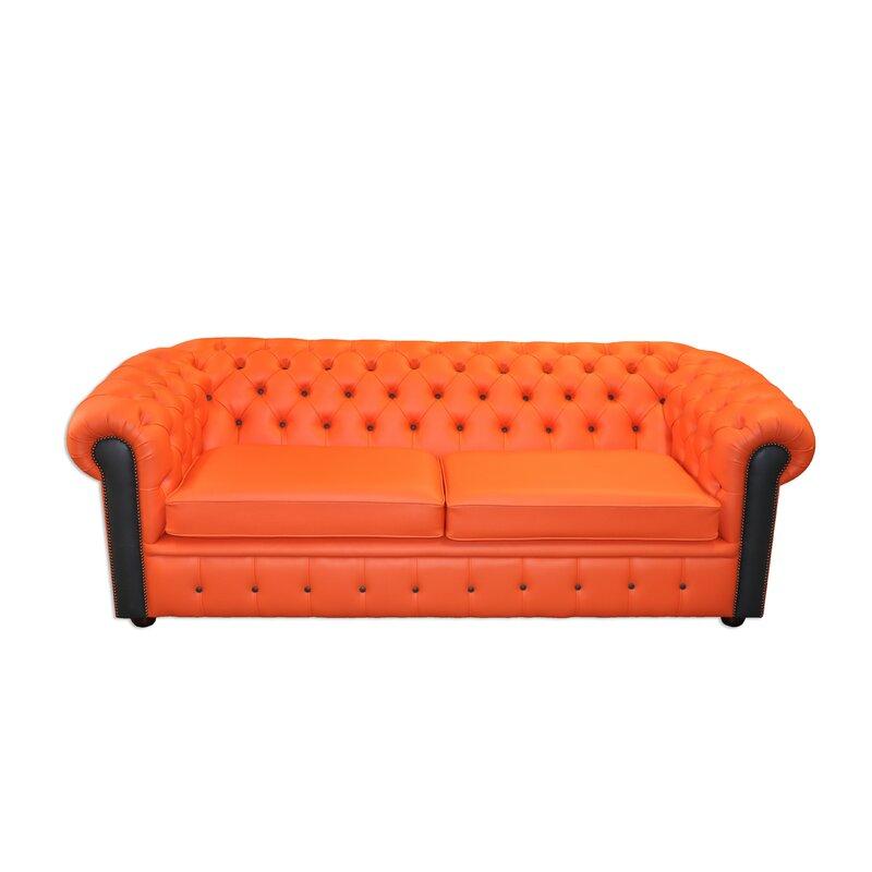 uk icon design 2 sitzer sofa scroll aus leder. Black Bedroom Furniture Sets. Home Design Ideas